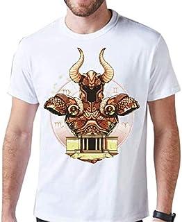 Camiseta Cavaleiros Dos Zodíacos Blusa CDZ Camisa Capricornio