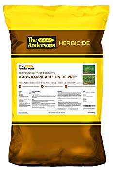 The Andersons Barricade Professional-Grade Granular Pre-Emergent Weed Control - Covers up to 12,880 sq ft  40 lb