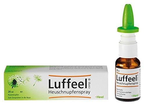 Luffeel comp. Heuschnupfen Nasenspray,20ml