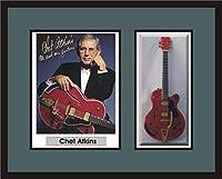 CHET ATKINS Guitar Shadowbox Frame エレキギター エレクトリックギター (並行輸入)