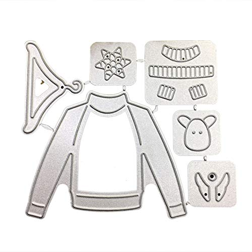 Eestabriel Peerless Cloth Metal Cutting Dies Embossing Stencils Die Card Paper Craft Scrapbooking