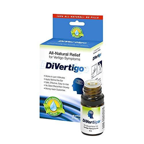 DiVertigo: Natural Vertigo Relief Liquid Drops – 5ml