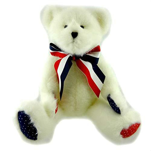 Franklin B Beansley 18' Boyds Bear (Retired)