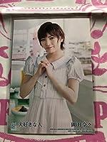 岡田奈々 生写真 大好きな人 通常盤封入特典 STU48 AKB48 硬化ケース付き ホビーアイテム