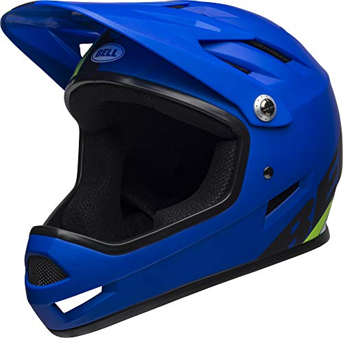 BELL Sanction MTB-Integralhelm, Agility Matte Blue, X-Small/48-51 cm