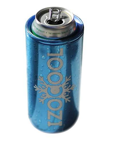 IZOCOOL haltet Ihr Bier oder anderes Getränk bis zu 90 Minuten kühl