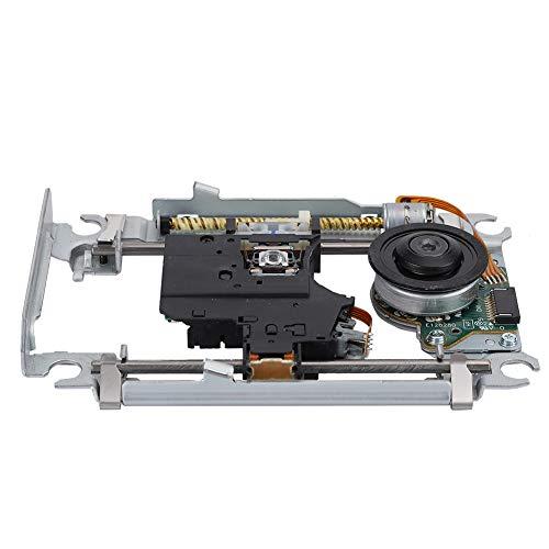 Socobeta Optische Laserlinse für PS4 KEM-490AAA Spielekonsole mit Deck, Blu-Ray-Disk