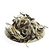 GOARTEA 1000g (35.2 Oz) Premium Yunnan Organic Moonlight White Buds puer Pu'er Puerh Tea Loose Leaf Raw Tee