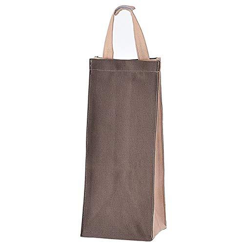 Kuai レジ袋ストッカー ポリ袋ストッカー ツートーン ごみ袋収納 キッチン収納 壁掛け 仕分け 買い物バッグ ブラウン系