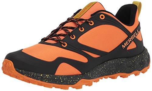 Merrell mens Altalight Hiking Shoe, Flame, 9.5 US