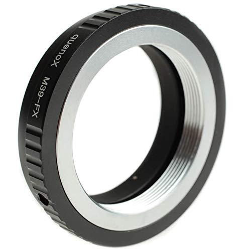 Adapter für M39-Objektiv an Fuji-X-Mount-Kamera