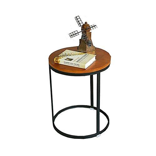 FENGTAB salontafel, bijzettafel, sofa, nachtkastje, bureau, make-uptafel, houten bijzettafel, 40 x 40 x 50 cm