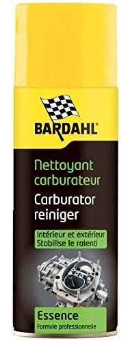 Bardhal 2011115 Nettoyant Carburateur, 400 ml