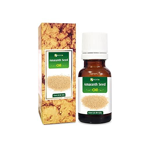 Aceite de semilla de amaranto (Amaranthus caudatus) 100% natural puro sin diluir...