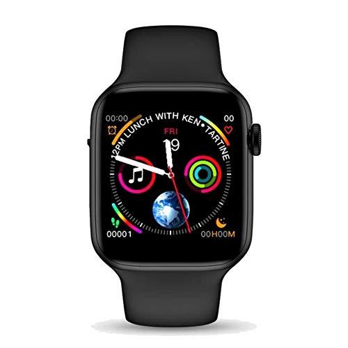 Relogio Inteligente Smartwatch Iwo 10 44mm, (Preto)