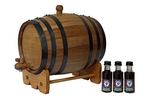 The top Gift Ideas for Your Husband's 30th Birthday - whiskey barrel kit