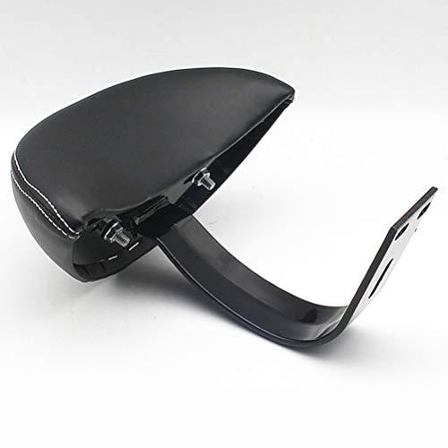 VOSAREA E-Bike Backrest Prime Durable Black Backrest Saddle Cushion Back Support for E-Bike Electric Bike
