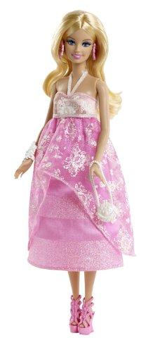 Barbie Assortiment de Robes Longues pour poupées