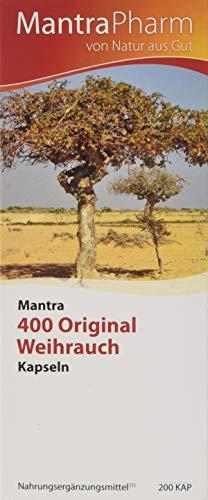 Mantra 400 Original Weihrauch Kapseln