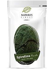 Nature's Finest Organic Spirulina Powder, 250gm