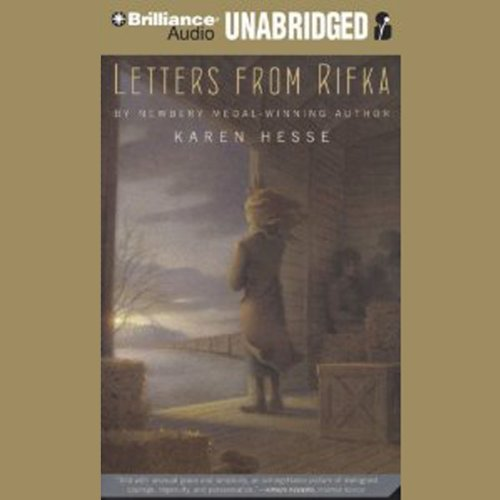 Letters from Rifka cover art