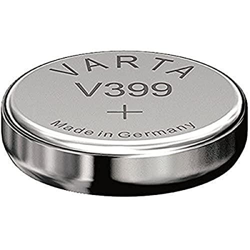 VARTA SILVER Coin V399 NAPFBLISTER 1