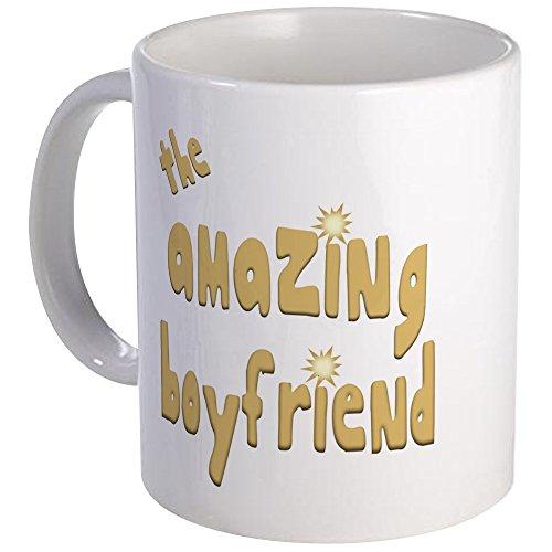 CafePress - The Amazing Boyfriend Mug - Unique Coffee Mug, Coffee Cup, Tea...