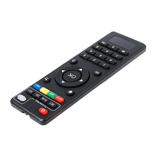 Mmnas Mando a distancia IR de repuesto para Android TV Box H96 pro+/M8N/M8C/M8S/V88/X96