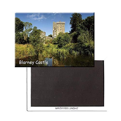 Blarney Castle Irland Landscape Kühlschrankmagnet Souvenir Kühlschrank Magnet Aufkleber