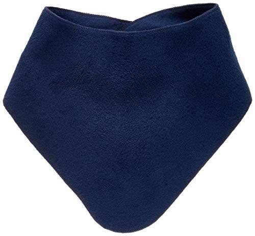 Döll Baby-Jungen Dreieckstuch mit Klett Fleece Halstuch, Blau (Navy Blazer 3105), 1 (Herstellergröße: 1)