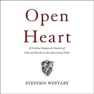 Open Heart audiobook cover art