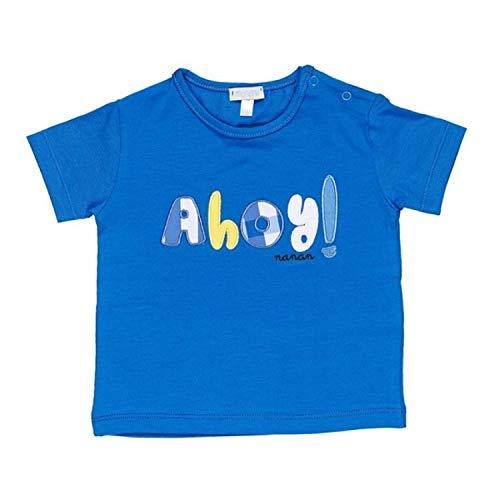 Nanan E20174 T-Shirt Manica Corta niño