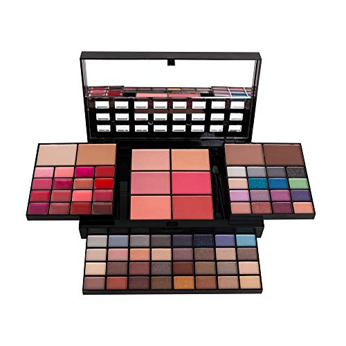 CHSEEO Kit de Maquillage Fard à Paupière Yeux Maquillage, Coffret Cadeau Coffret Maquillage Mallette de Maquillage Set de Maquillage Palette de Maquillage Idée Cadeau de Noël #1