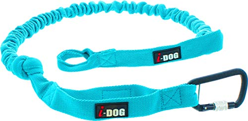 I-dog Schleppleine Opal, ALM – blau Schleppleine Opal, Strong Dog, 190cm