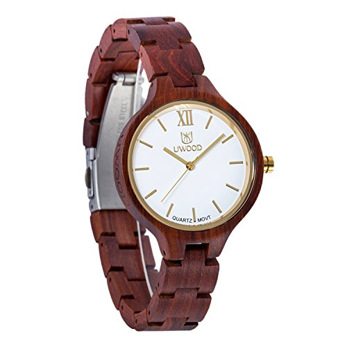 Orologio - Da donna -  UWOOD - UW1003Red
