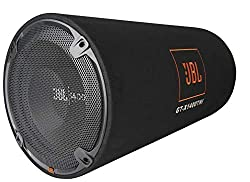 JBL GT-X1400THI Subwoofer in a Bass-Reflex Tube Enclosure (Black),JBL,GT-X1400THI