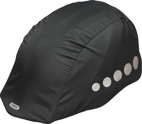 Abus Unisex Regenkappe für Helm, schwarz, Universal