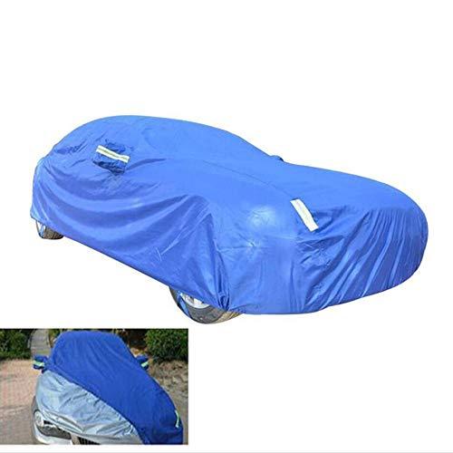 YU-CZ0 Funda para Auto Compatible con Jaguar Series/Fundas de Auto Impermeables de Tela Oxford,Blue,