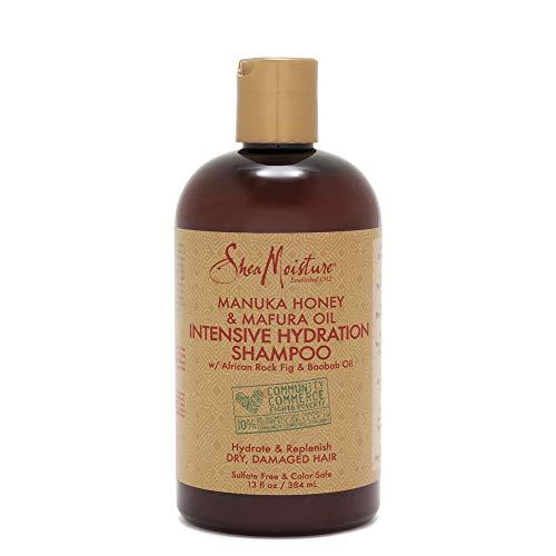 Shea Moisture Manuka Honey & Mafura Inte Hy shampoo 13oz
