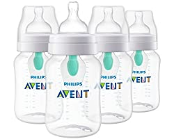 Philips Avent Anti-colic Baby Bottle with AirFree Vent