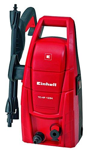Einhell Hochdruckreiniger TC-HP 1334 (1300 W, max. 100 bar, 5,7 l/min, max. 40 °C, 3 m Schlauch, drehbare Pistole)
