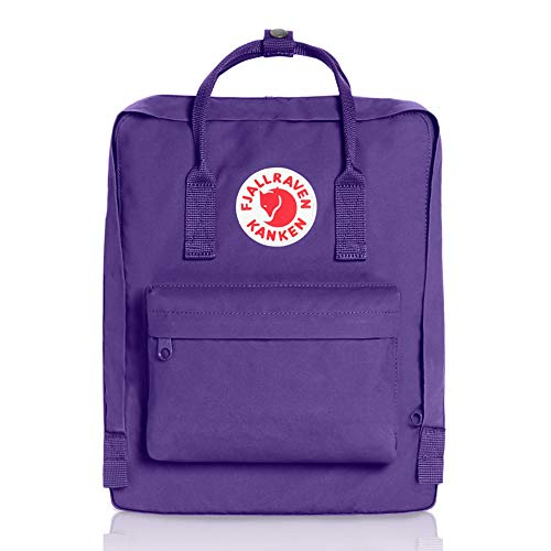 Fjallraven, Kanken Classic Backpack for Everyday, Purple