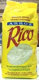 Rico Medium Grain Rice
