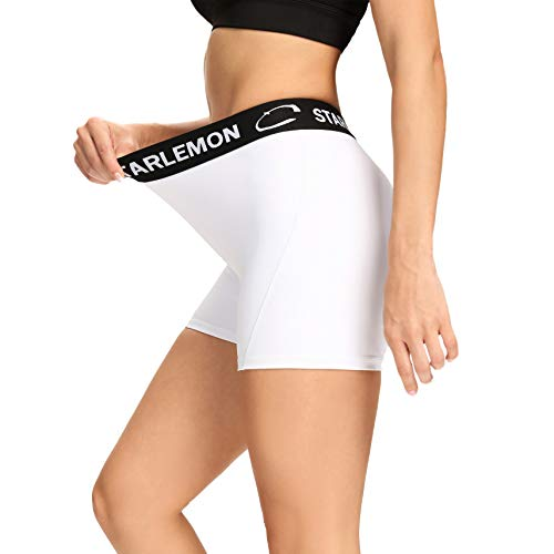 Starlemon Women's Compression Volleyball Shorts 3