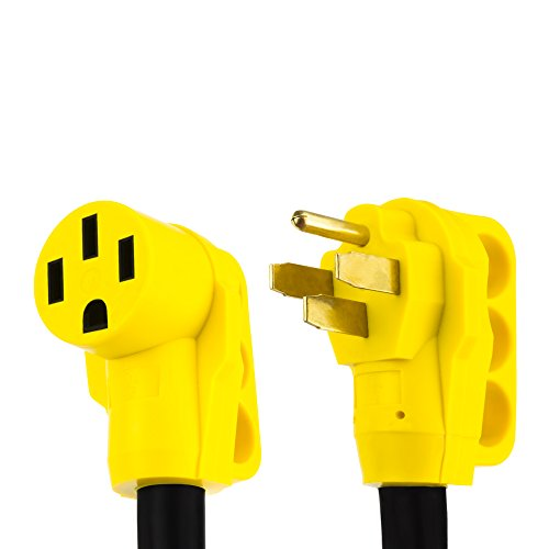 Twist Lock 50AMP 25ft Proline Power Twist Lock adapters