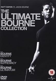 The Ultimate Bourne Collection: Identity/Supremacy & Ultimatum [DVD] [2007] by Matt Damon (B000WIMTAY) | Amazon price tracker / tracking, Amazon price history charts, Amazon price watches, Amazon price drop alerts