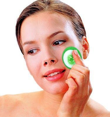 Beauty Formulas Cucumber Cooling Eye Pads 12 Pads