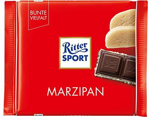 Ritter Sport Marzipan, 12 x 100 g