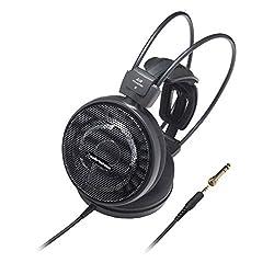 professional Audio-Technica ATH-AD700X Audiophile Outdoor Headphones