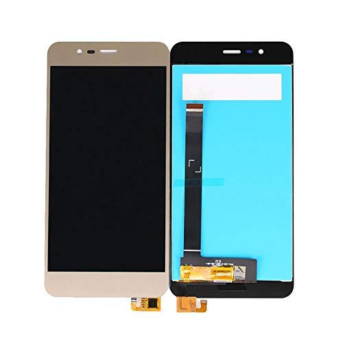 un known Reemplazo Compatible 5.2' de Pantalla for ASUS Zenfone 3 MAX ZC520TL LCD de Pantalla táctil digitalizador Asamblea X008D (Color : Black, Size : 5.2')